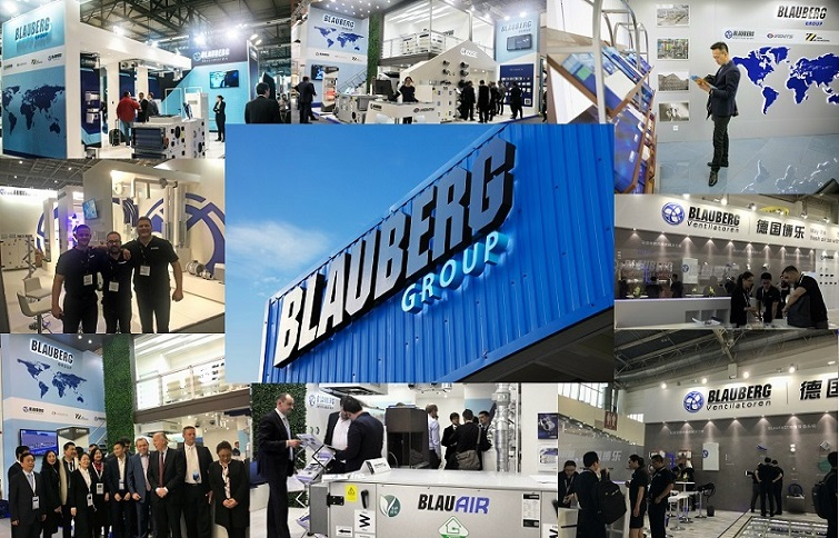 About Blauberg Group